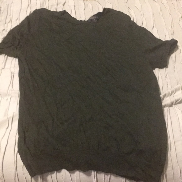 Brooks Brothers Tops - Brooks Brothers short sleeved sweater